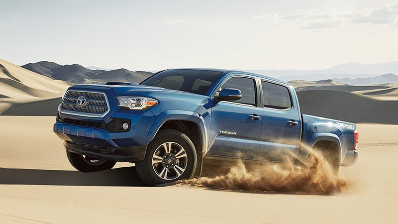 2017 Toyota Tacoma New Tacoma In West Springfield Ma