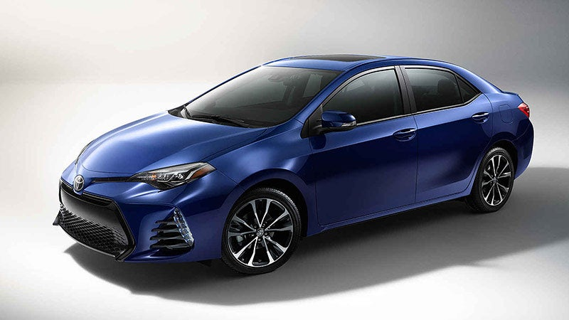 2018 Toyota Corolla Compact Car | Your next chapter starts here.