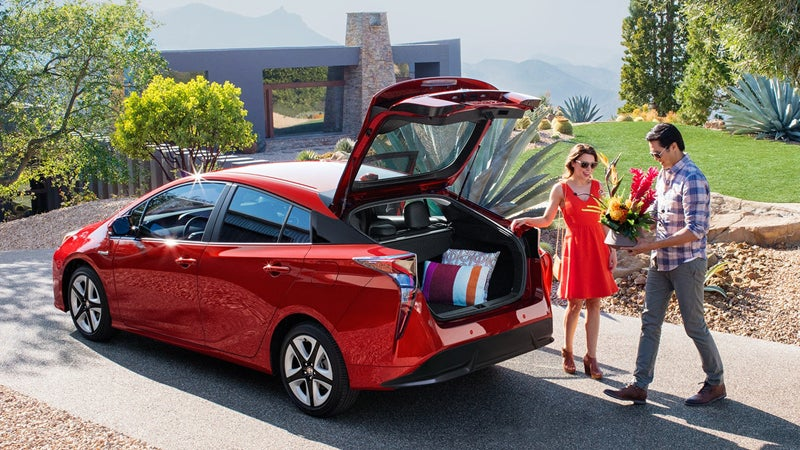 2017 Toyota Prius New Prius In West Springfield Ma