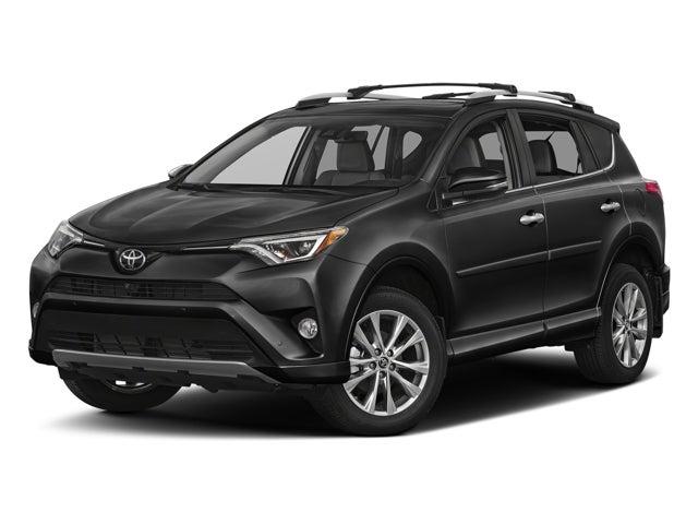 2017 Toyota Rav4 New Rav4 In West Springfield Ma