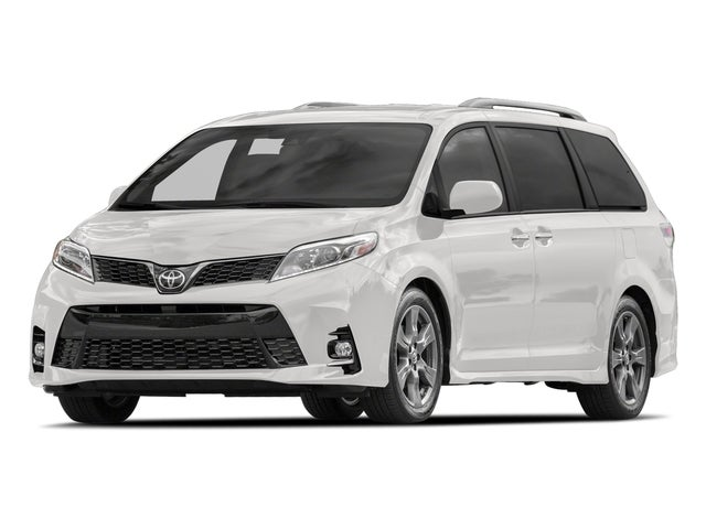 2018 Toyota Sienna Le In West Springfield Ma Balise