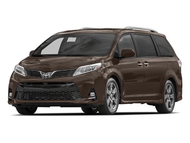 2018 Toyota Sienna Xle In West Springfield Ma Balise