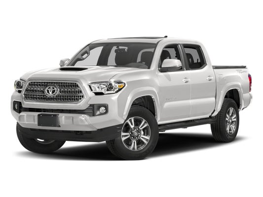 2016 Toyota Tacoma Trd Sport 4wd With Navigation In West Springfield Ma Balise