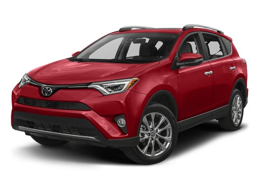 2017 Toyota Rav4 Limited With Navigation Awd In West Springfield Ma Balise