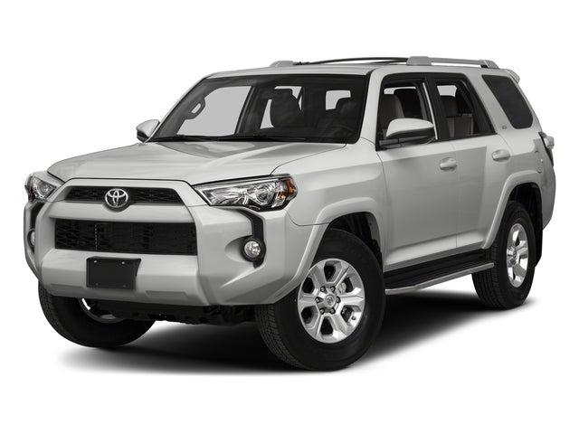 2018 Toyota 4runner Toyota 4runner In West Springfield