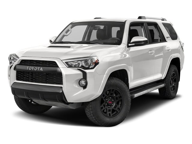 2018 Toyota 4runner Toyota 4runner In West Springfield