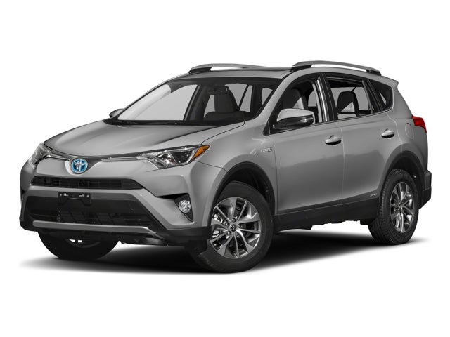 2018 Toyota Rav4 Hybrid Toyota Rav4 Hybrid In West