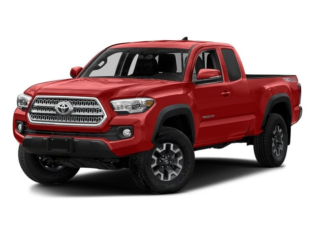 2018 Toyota Tacoma 4WD Access Cab V6 TRD Off Road - Toyota dealer serving West Springfield MA ...