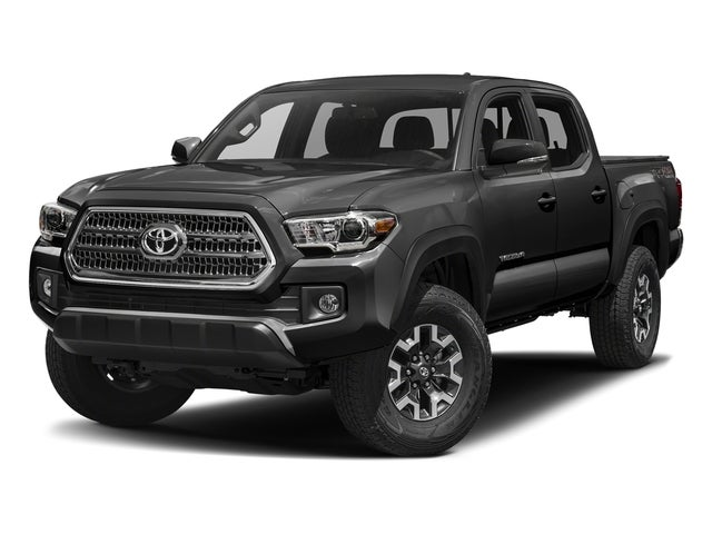 2018 Toyota Tacoma 4wd Double Cab V6 Trd Off Road Toyota