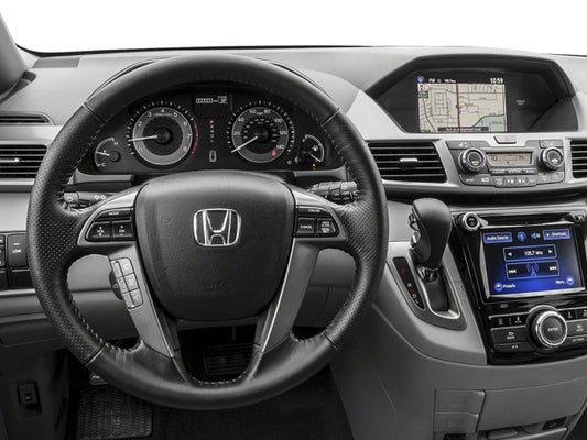 2017 Honda Odyssey Ex L With Navigation In West Springfield Ma Balise Toyota