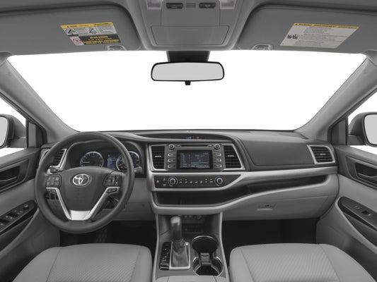 2017 Toyota Highlander Le Awd In West Springfield Ma Balise