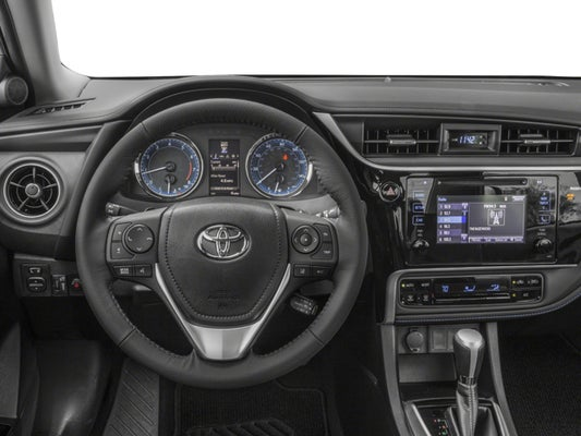 2018 Toyota Corolla Xse With Navigation And Moonroof In West Springfield Ma Balise