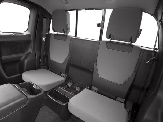 Tacoma Access Cab >> 2018 Toyota Tacoma Sr5 Access Cab