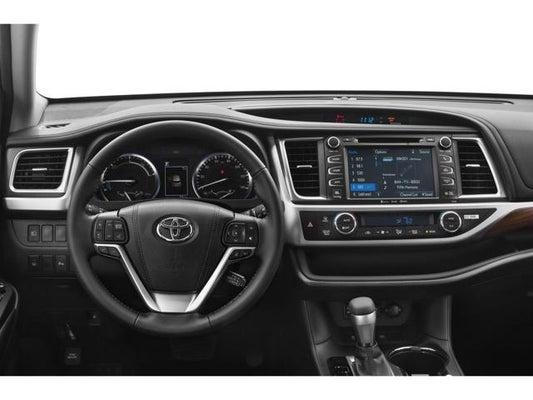 2019 Toyota Highlander Hybrid Xle Toyota Dealer Serving West