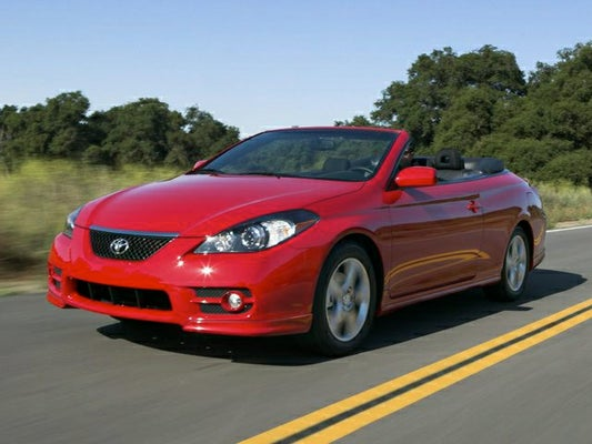 2008 Toyota Camry Solara Sle Convertible In West Springfield Ma Balise