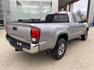 2018 Toyota Tacoma Access Cab V6 SR5 In West Springfield, MA   Balise Toyota