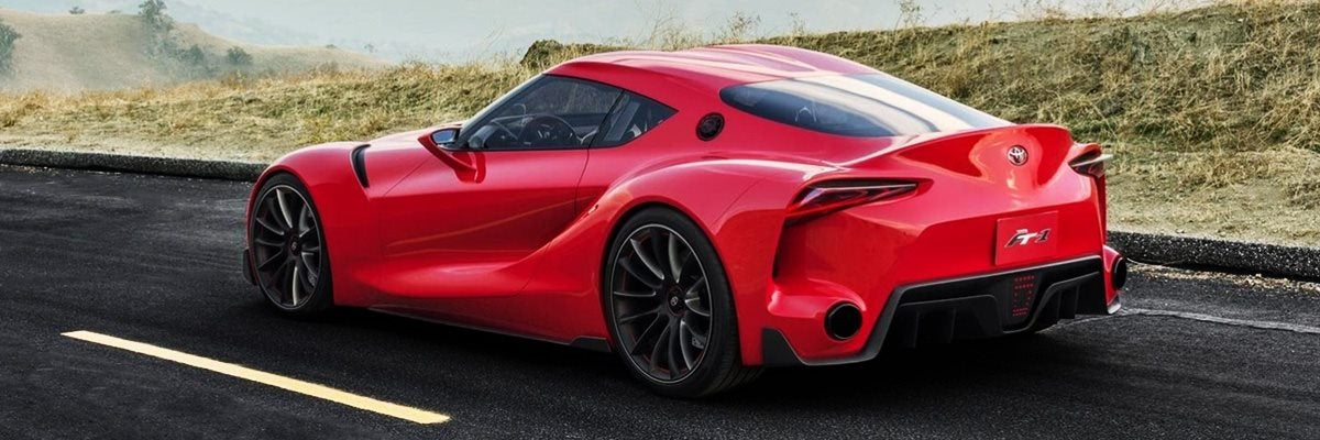 2019 Toyota Supra Preview Balise Toyota